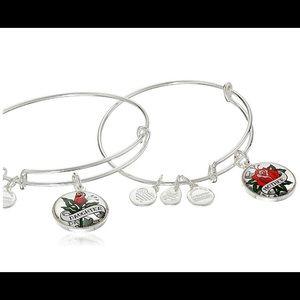 Alex and Ani Unbreakable Bond Bracelet Set